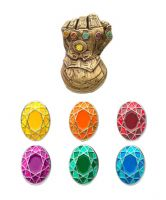 Marvel Collectors Pins: Infinity Gauntlet 5-Pack